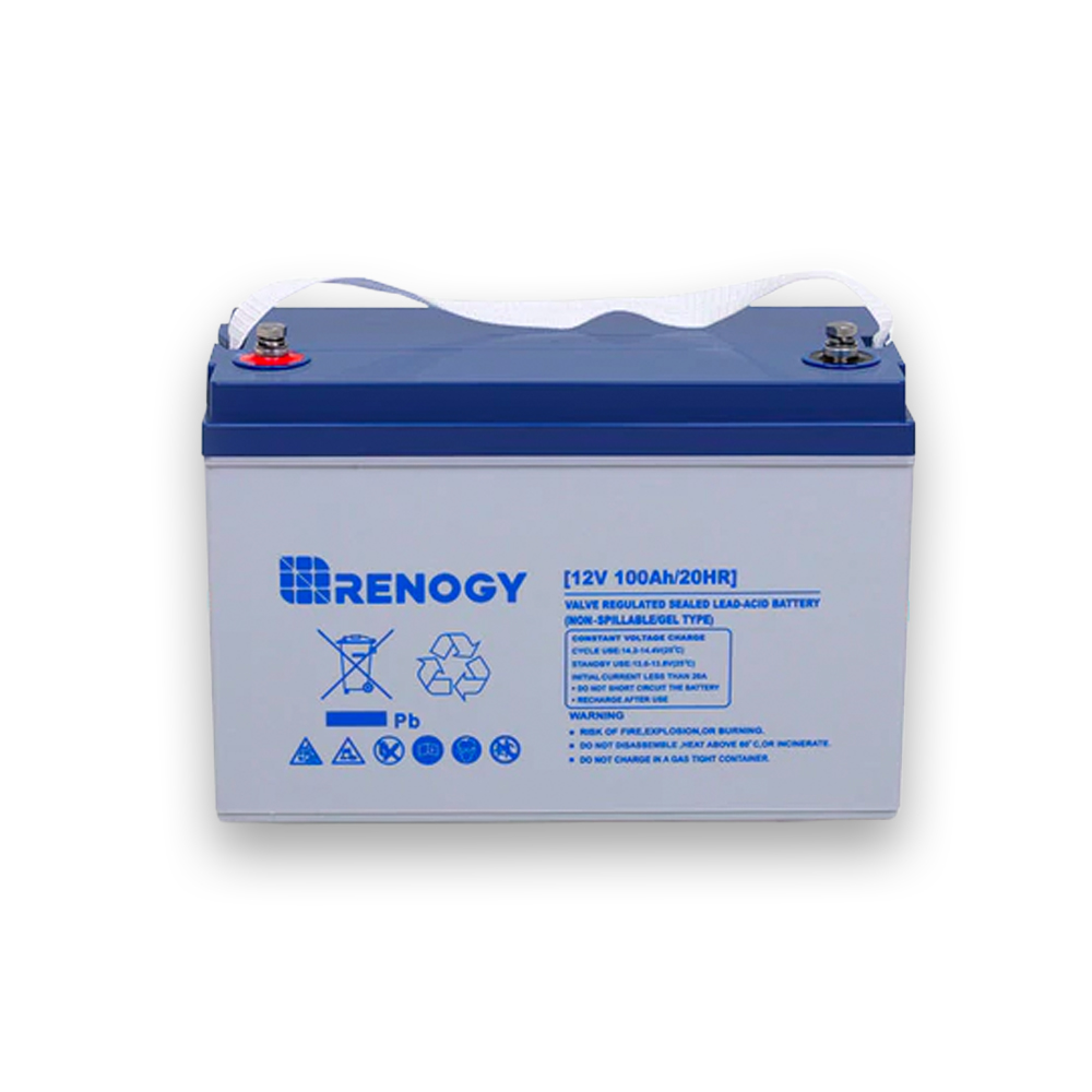 What Size Solar Panel Do I Need To Charge A 12v Battery Renogy United States