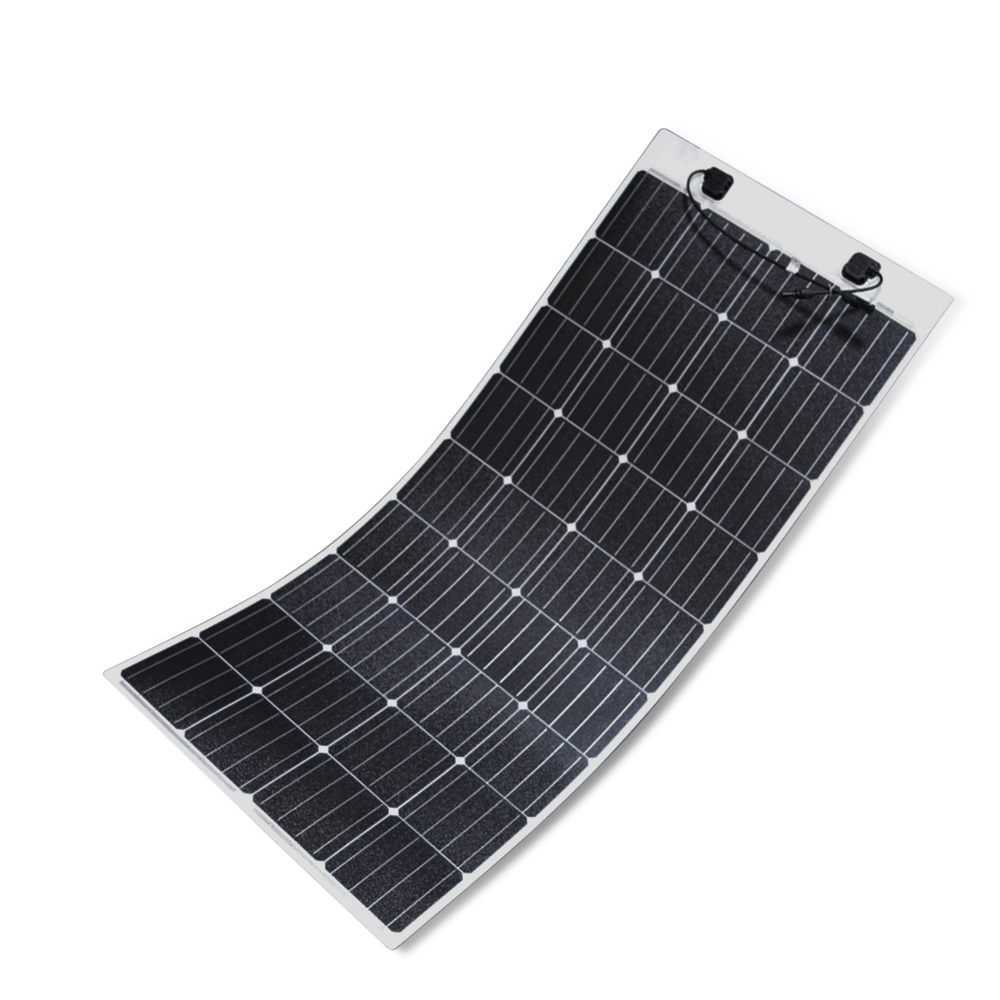 Open Box Renogy 160w 12v Flexible Mono Solar Panel Caravan
