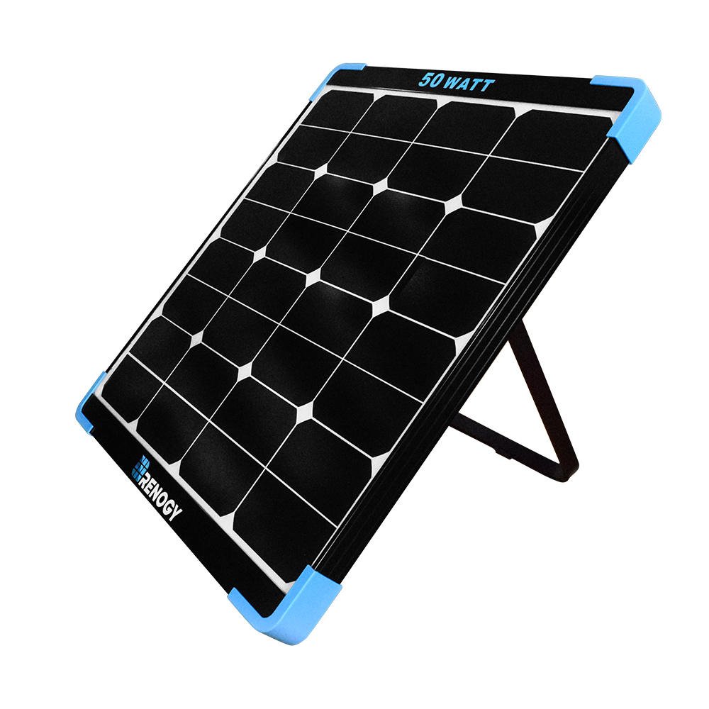 Renogy Eclipse 100W Mono Solar Panel